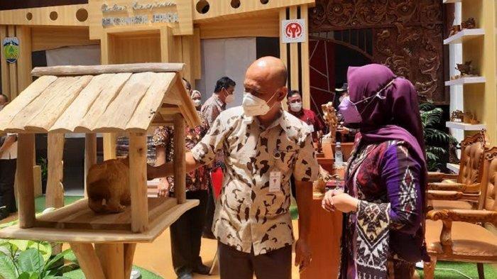 Pemkab Jepara Bikin Showroom Industri Kerajinan di Mal Pelayanan Publik