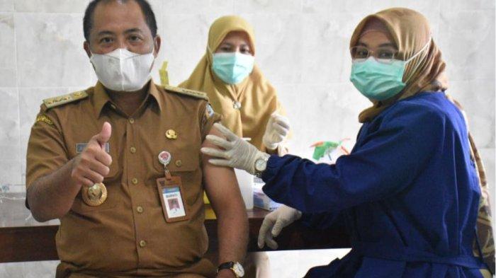 Vaksinasi Tahap Kedua di Karanganyar Dilakukan pada Akhir Februari 2021