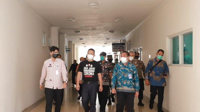 Ketersediaan Kasur Pasien Covid 19 di Rumah Sakit Kebumen Menipis
