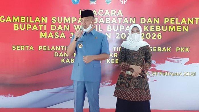 Bebas! PKL Seputar Alun-Alun Kebumen Boleh Jualan Siang Malam