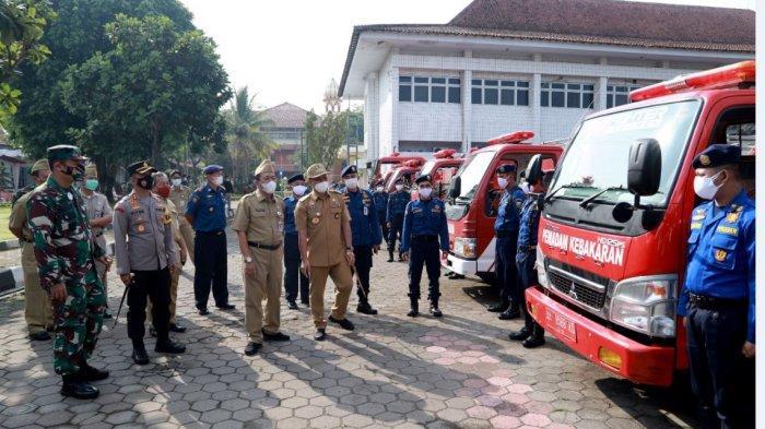 Antisipasi Bencana Kebakaran, di Kebumen Ada Relawan Kebakaran Terlatih