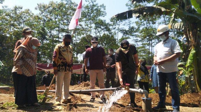 DPUPR Kendal Selesaikan Pembangunan Sumur Dalam untuk 1.087 jiwa di Boja
