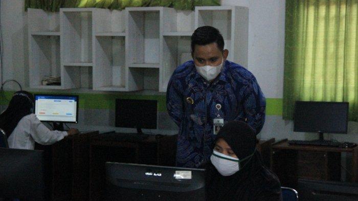 Bupati Kendal Dico Ganinduto Tinjau Seleksi PPPK Guru SD dan SMP