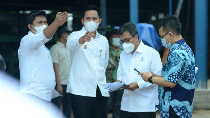 Kementerian Investasi Tinjau KIK, Bupati Kendal Dampingi Deputi Nurul Ichwan