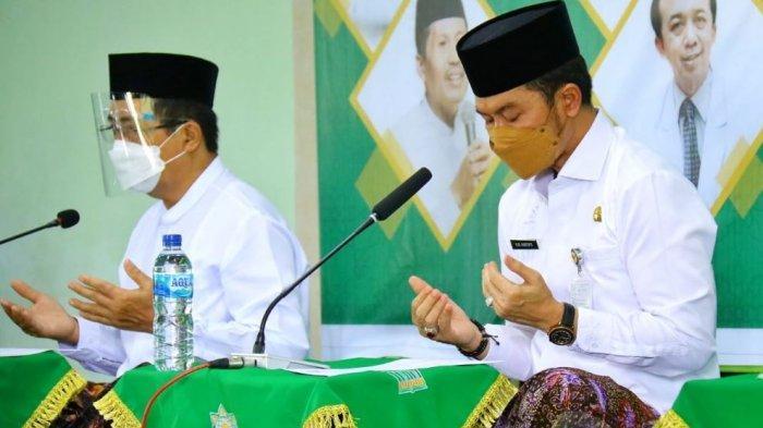 Selain Taat Prokes, Bupati Kudus HM Hartopo Minta Masyarakat Munajat