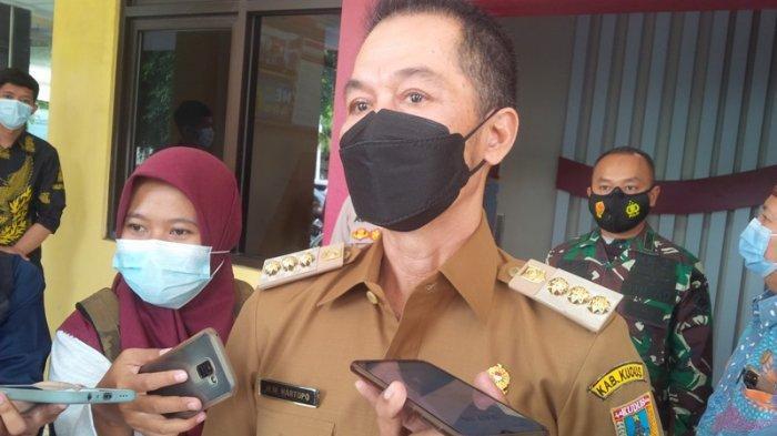 Antisipasi Lonjakan Covid-19 Jelang Lebaran, Bupati Kudus HM Hartopo Akan Gerakkan Operasi Yustisi