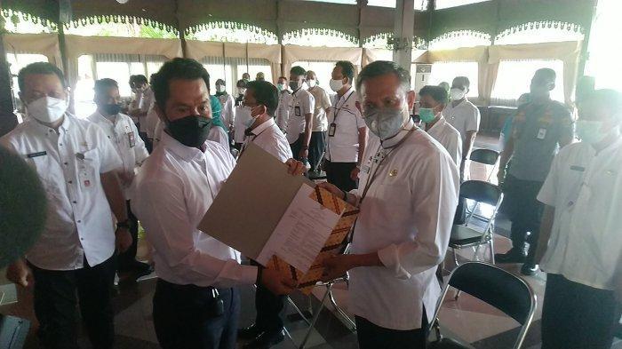 Ini Alasan Bupati Kudus HM Hartopo Rotasi 29 Pejabat