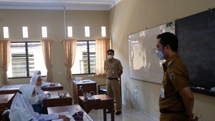 Bupati Kudus HM Hartopo Berharap Ujian Sekolah Digelar secara Tatap Muka