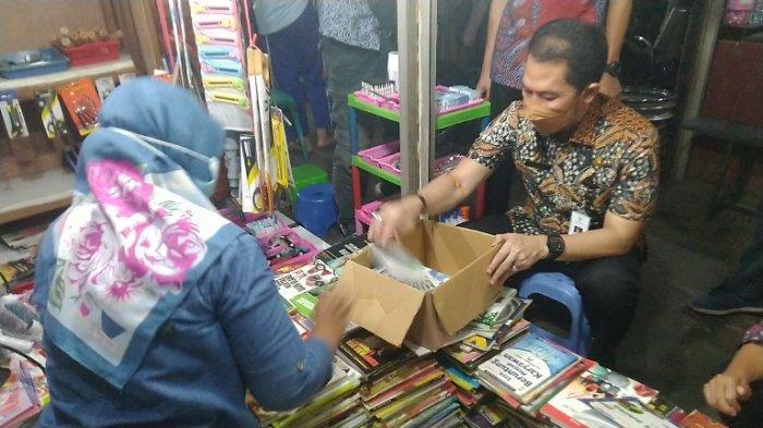 Upaya Pulihkan Ekonomi, Bupati Kudus HM Hartopo ke Pasar Temui Sri Mulyani