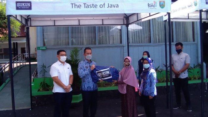PKL Kudus City Walk Sepakati Lokasi Berjualan Hasil Undian