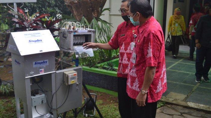 Laboratorium Lingkungan DLH Kabupaten Semarang Raih Akreditasi KAN