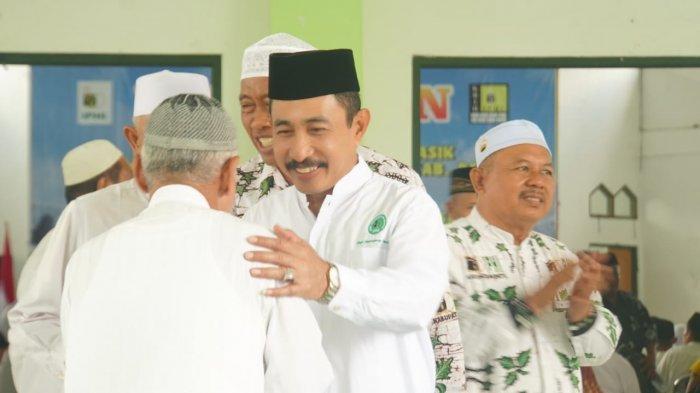 Calon Jemaah Haji Kabupaten Pati 2020 Ikuti Manasik Lebih Dini