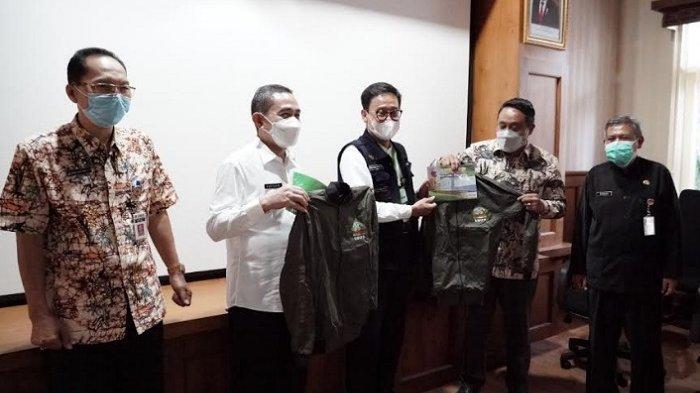 Audensi dengan Kementerian Pertanian, Bupati Pati Paparkan Potensi Pertanian di Kabupaten Pati