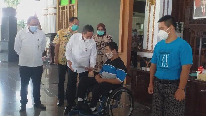 Pemkab Pati Gelontorkan Rp 552 Juta untuk Bantu Penyandang Disabilitas