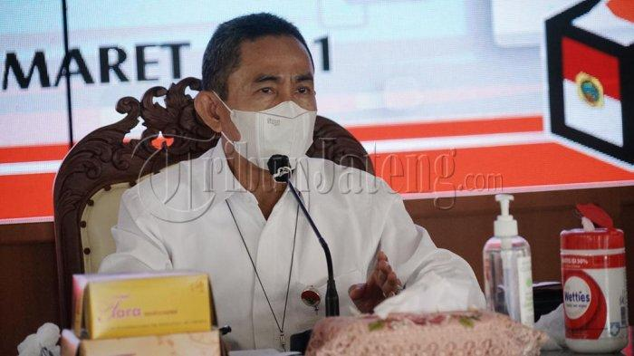 Bupati Haryanto Ingatkan Panitia Pilkades Pastikan Keaslian Ijazah Kandidat Kades Pati