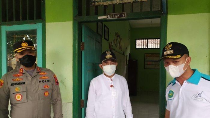 Penanganan Covid-19 Klaster Pabrik Kacang di Pati, Gedung SD Disulap Jadi Tempat Karantina