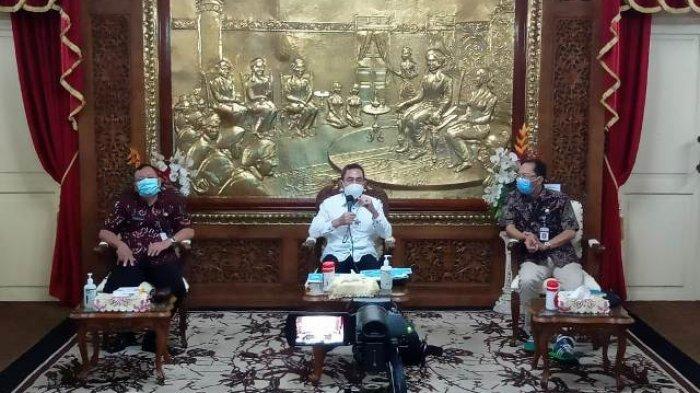 Bupati Haryanto: PPKM Efektif Turunkan Kasus Covid-19 di Pati