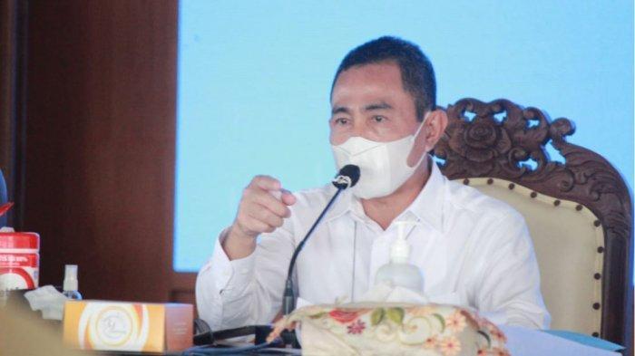 Bupati Pati Haryanto Sosialisasikan PPKM Berbasis Mikro