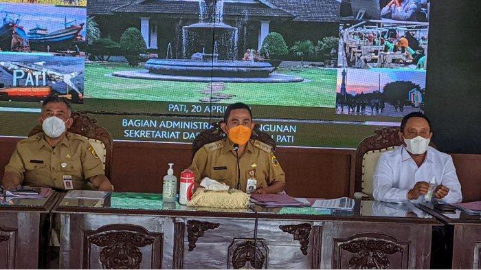 Bupati Pati Haryanto Sebut Perolehan Pajak Minerba Tidak Sebanding dengan Kerusakan Jalan