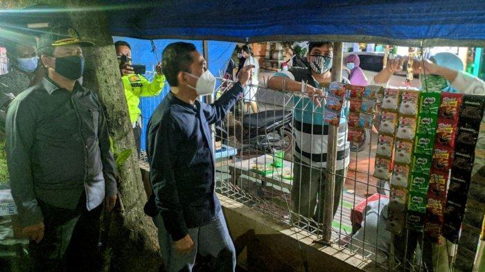 Sidak Hari Pertama PPKM, Bupati Pati Haryanto Tegaskan Tak Ada Toleransi bagi Pelanggar Aturan