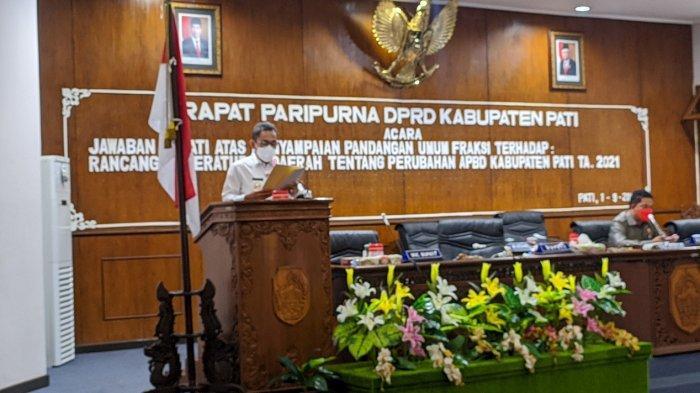 Bupati Pati Haryanto Sebut Pengerjaan Normalisasi Sungai Juwana Sudah 92,5 Persen