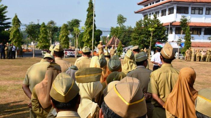 Harapan Bupati Pekalongan Asip Kholbihi saat Upacara Hari Jadi Provinsi Jawa Tengah ke-69