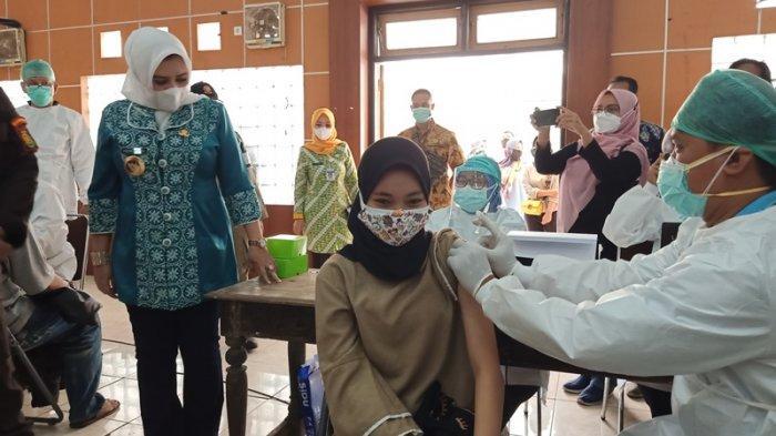 Kejari Kabupaten Pekalongan Bantu Percepatan Cakupan Vaksinasi