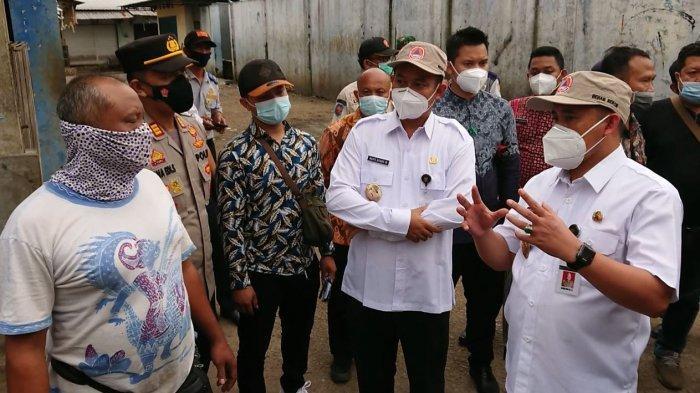 Bupati dan Wabup Pemalang Lakukan Kunjungan Perdana ke Pasar, Dengar Keluhan Pedagang dan Warga