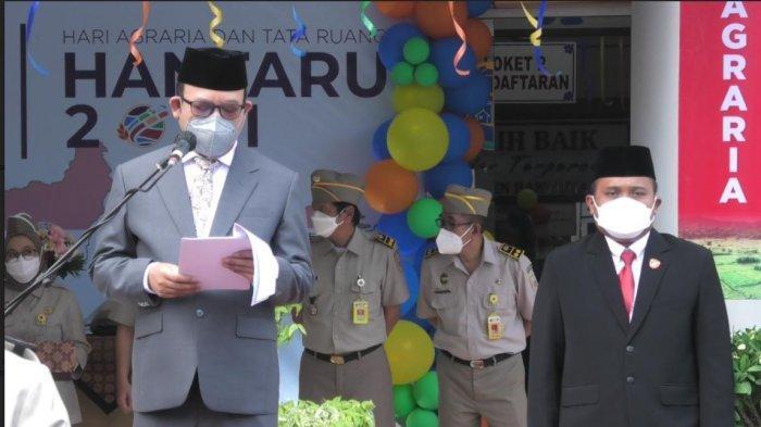 Bupati Banyumas Pimpin Upacara HUT ke-61 UUPA, Beri Pesan Agar Selalu Jaga Integritas