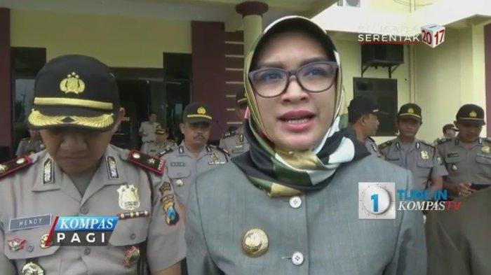 Bupati Probolinggo dan Suaminya Ditangkap KPK