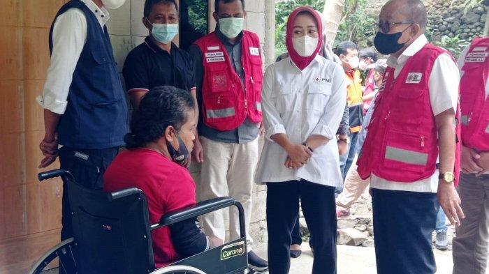 Kisah Kampleng, Disabilitas Asal Purbalingga yang Pantang Menyerah, Kini Menempati Rumah Layak Huni