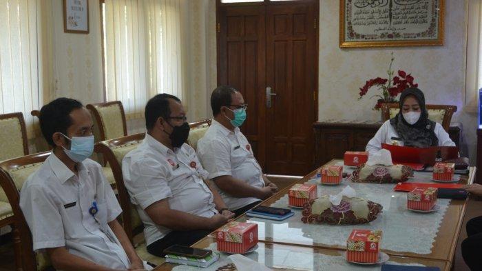 Bupati Tiwi Tunjuk Pelaksana Harian Sekda dan 3 Pelaksana Tugas Kepala OPD Lainnya