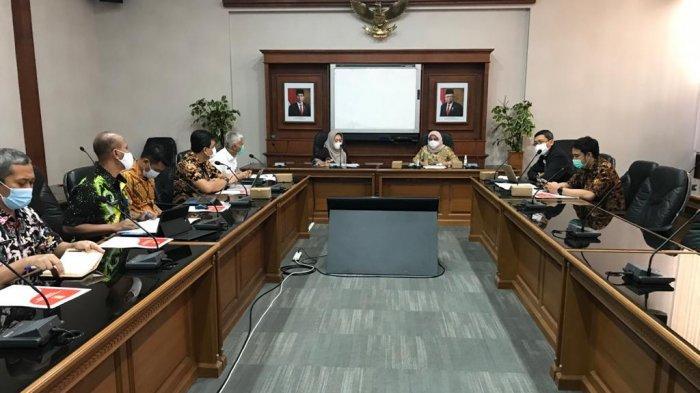 Pemkab Purbalingga Ajak Kemenperin Dukung Revitalisasi IKM Gula Kelapa, Batik hingga Logam