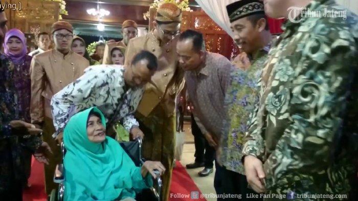 VIDEO Jamuan Makan Malam untuk Keluarga Besar RA Kartini di Museum Kartini Rembang