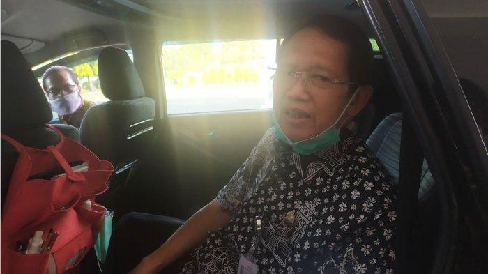 Dipecat DPP PDIP, Bupati Semarang Mundjirin Mengaku Pasrah