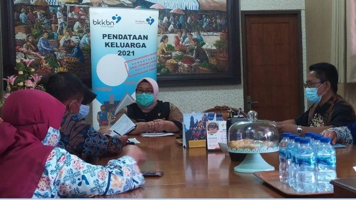 Bupati Sragen Ajak Masyarakat Sukseskan Pendataan Keluarga 2021