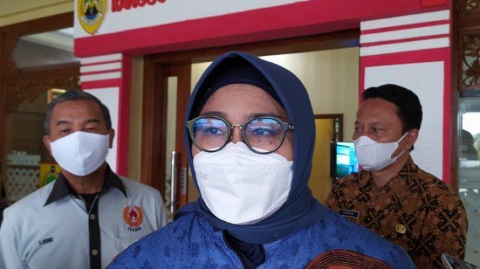 Bupati Yuni Akui Kesejahteraan Atlet Sragen Kurang, Imbas Pandemi Covid-19
