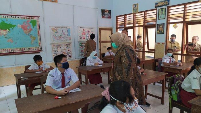 Sragen Zona Merah Covid-19, Bupati Yuni Pastikan Pembelajaran Tahun Ajaran Baru Secara Online