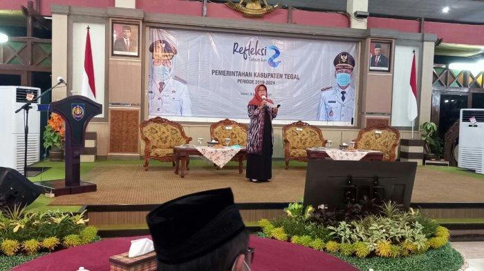 Refleksi Tahun Kedua Pemerintahan Kabupaten Tegal, Bupati Umi Azizah: Kami Ada untuk Masyarakat