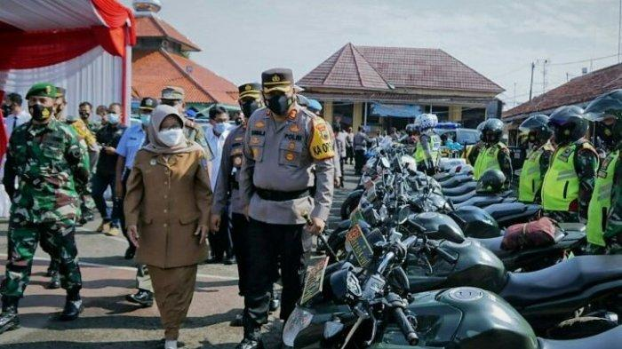 Bupati Tegal Umi Azizah Targetkan Perbaikan Jalan di Tanjakan Clirit Rampung Sebelum Lebaran