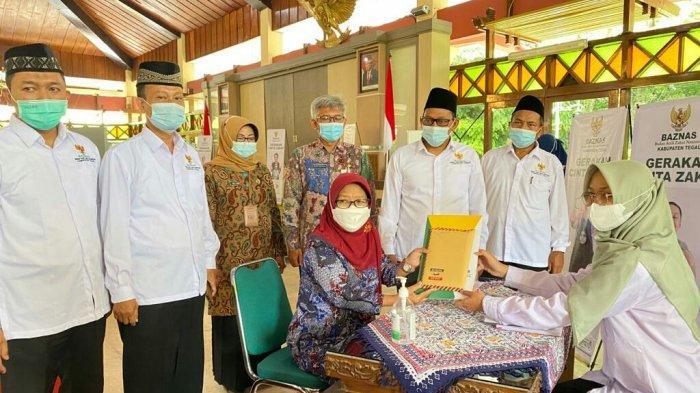 Optimalkan Penghimpunan Zakat, Baznas Kabupaten Tegal Bentuk Gerakan Cinta Zakat