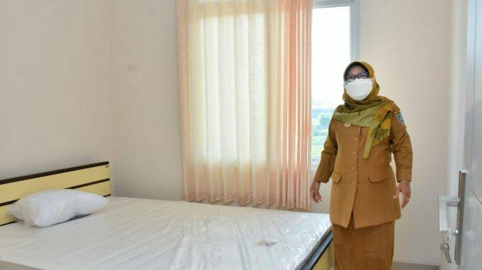 Kapasitas Tempat Tidur Pasien Covid-19 di Rumah Sakit Bertambah Menjadi 506, Berikut Daftarnya.