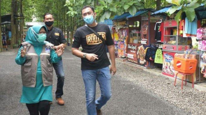 Dukung Gerakan Jateng di Rumah Saja, Tempat Wisata di Kabupaten Tegal Tutup Selama Dua Hari