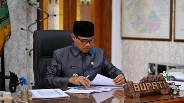 Bupati Temanggung M Al Khadziq Pemerintah Desa Jadi Kunci Percepatan Pemulihan Ekonomi
