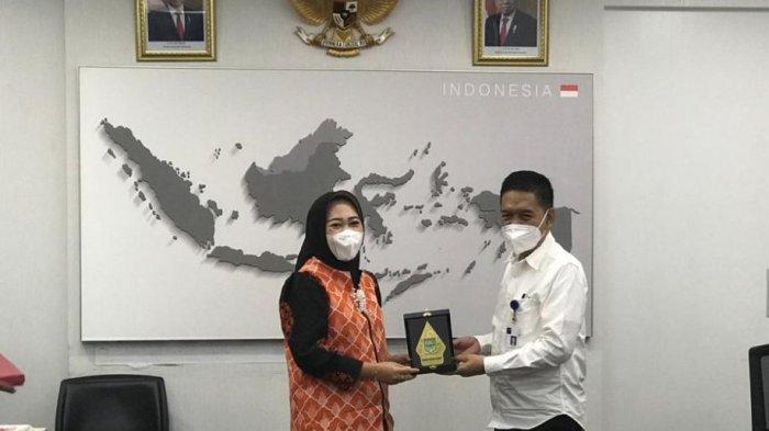 Bupati Tiwi Ajak Kemendag Dukung Program PFC dan Bedah Warung Purbalingga