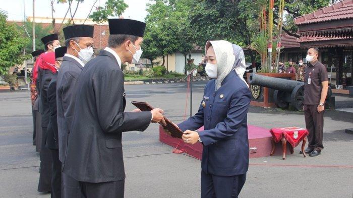 Bupati Tiwi Berpesan Momentum Hari ATR Dijadikan Semangat Pelayanan Terbaik