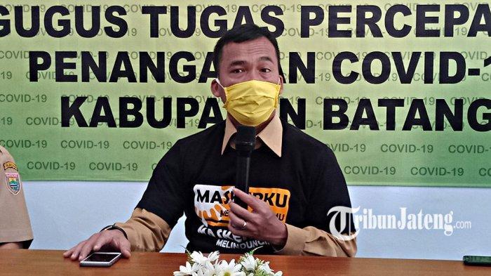 Kabar Baik, Tingkat Kesembuhan Covid-19 di Kabupaten Batang Capai 76 Persen