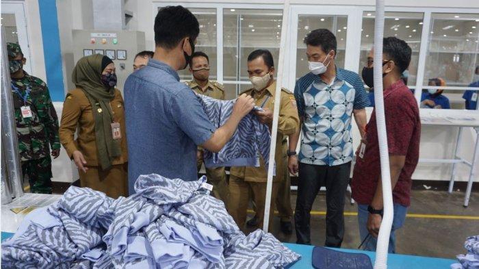 PT Batang Apparel Indonesia Kekurangan SDM, Bupati Wihaji Siapkan Calon Karyawan Terlatih