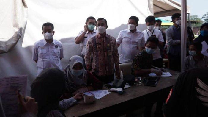 Serapan Capaian Vaksinasi Rendah, Kabupaten Batang Kembali Naik Menjadi PPKM Level 3