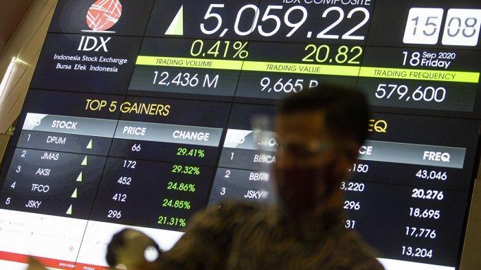 Bursa Mulai Pulih, Transaksi Harian di November Capai Rp 12,9 Triliun